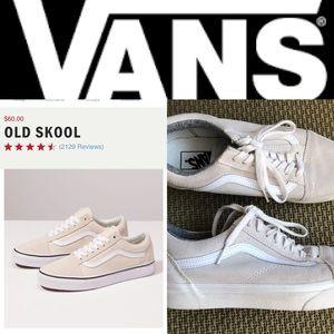 Vans Classic Old Skool MENS 7/ WOMENS 8.5